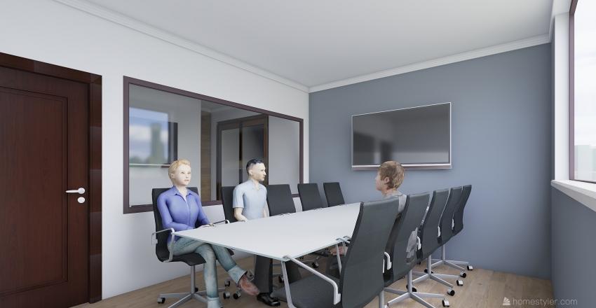 CAROLINA Interior Design Render