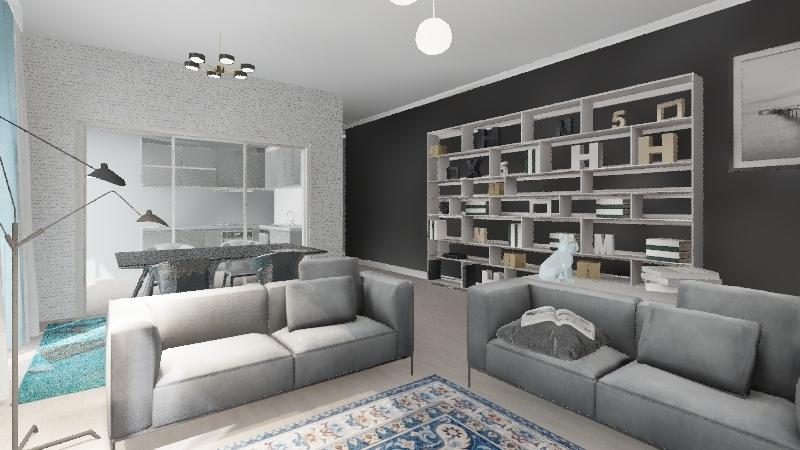 Alessio Via Medi adina Interior Design Render