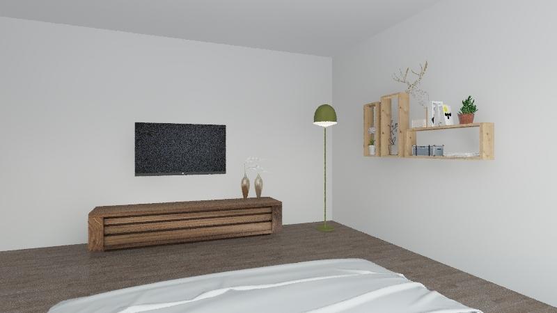 TALLER Interior Design Render