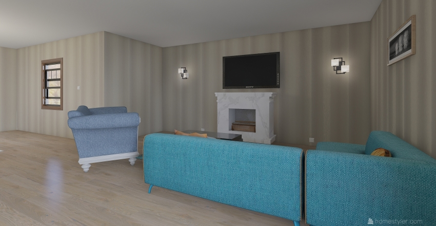 suubmarine!! Interior Design Render