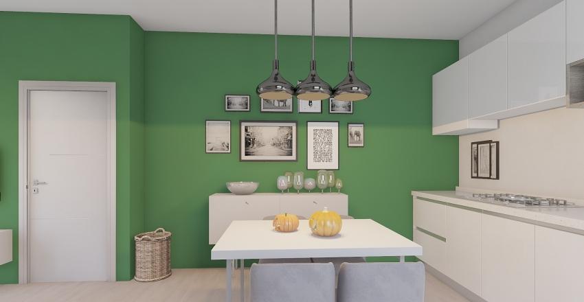 MAJOWE3b Interior Design Render
