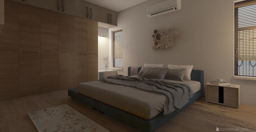 HALOL 2 Interior Design Render