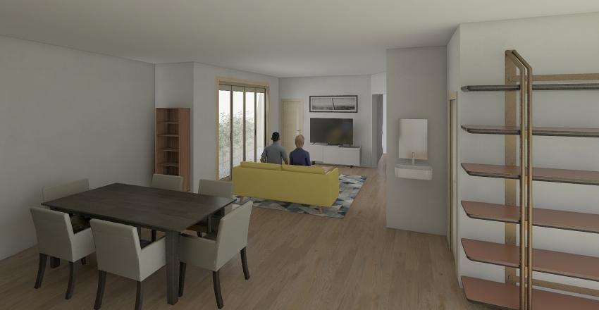 waki3 Interior Design Render