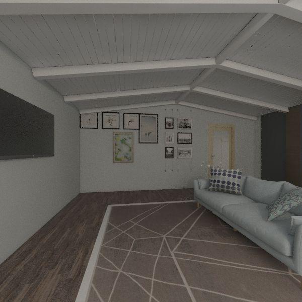 Kylie's House Interior Design Render