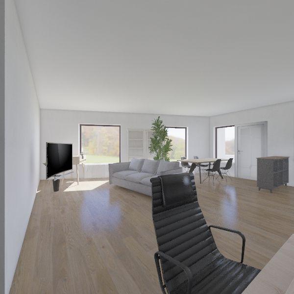 Bydlo Interior Design Render