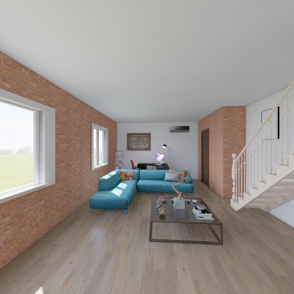 m.duri wall only ++ Interior Design Render