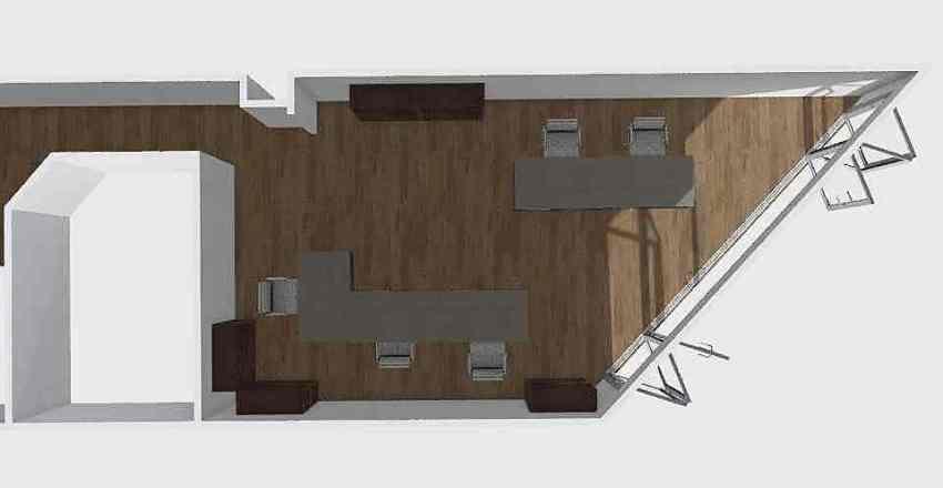 studio tinarelli lo piccolo Interior Design Render