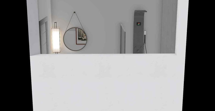 bathroon Interior Design Render