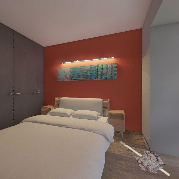 Proiect 3/1/1 Interior Design Render