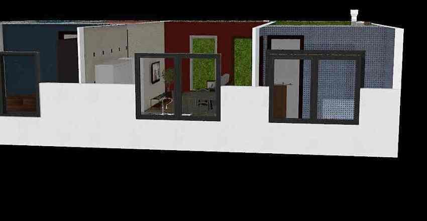 MJ home 2 Interior Design Render
