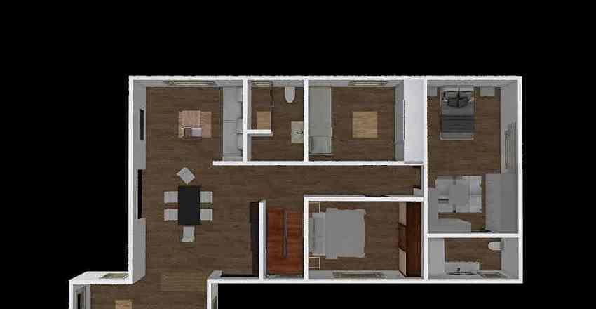 proyecto 1 revisado Interior Design Render