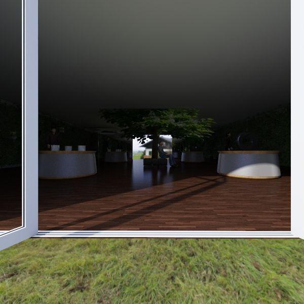 Store Layout v1 Interior Design Render