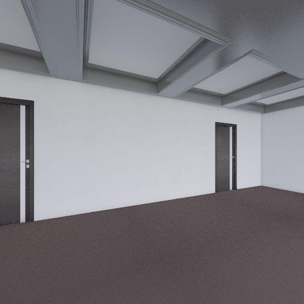 Ebenezer industrial Interior Design Render