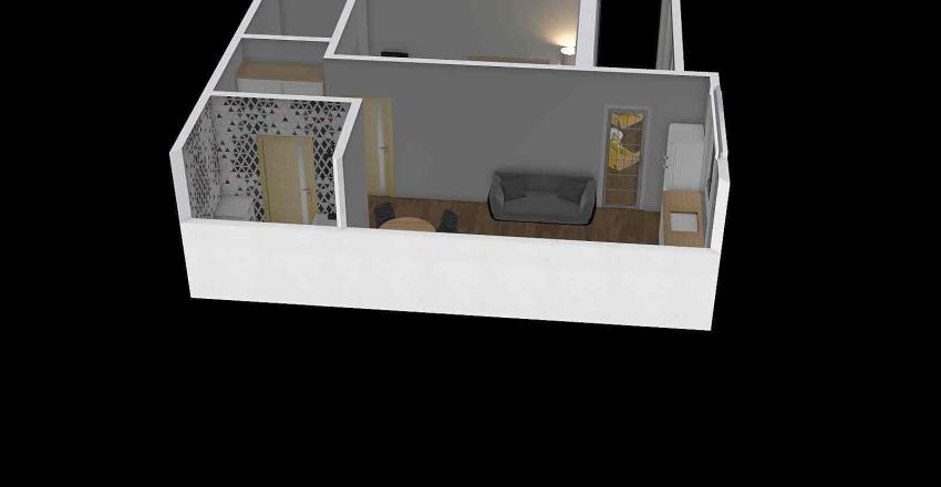 321 Interior Design Render