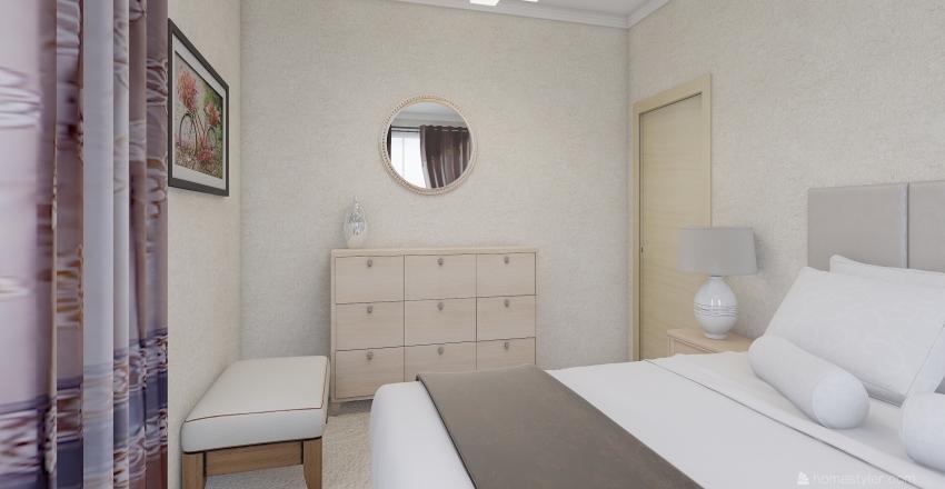 Rosshouse 1 Interior Design Render