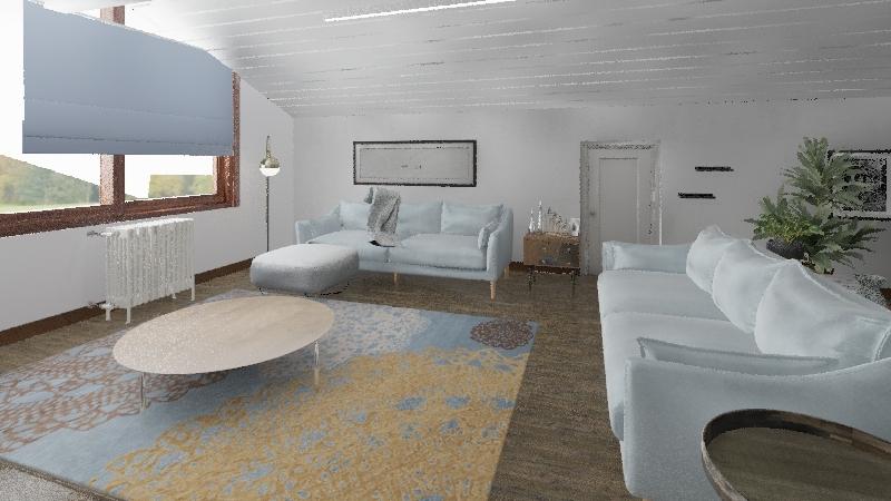 caasa jaime y javier Interior Design Render