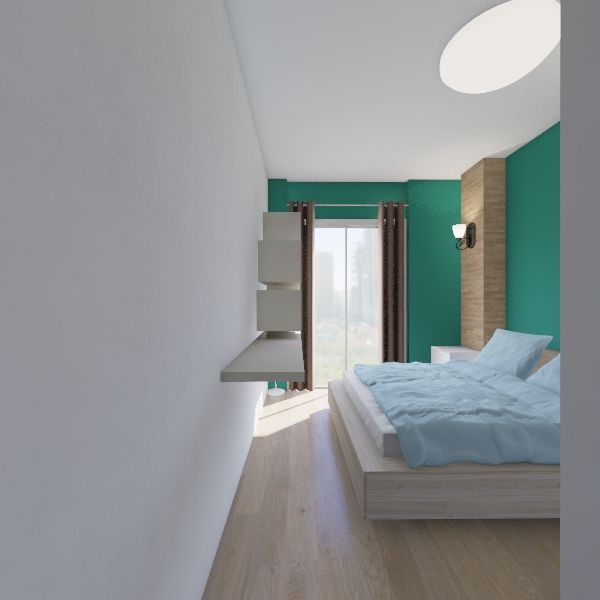 Ilumino Kilinskiego 123 Lodz E24 Interior Design Render