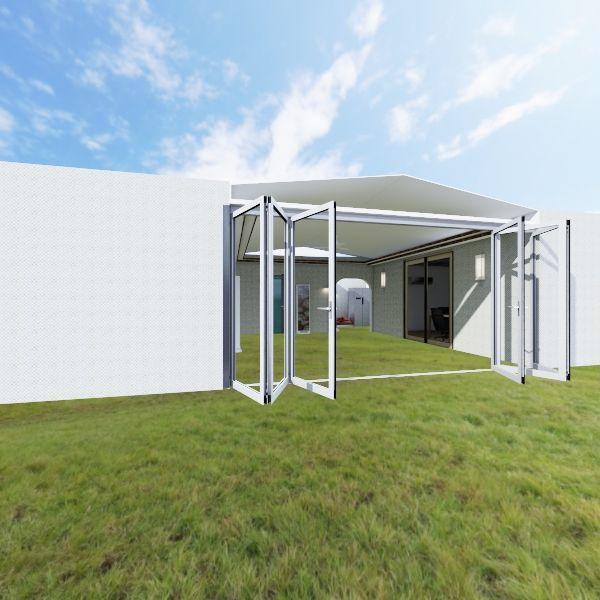 Desain Office integrate WTP T300 Interior Design Render