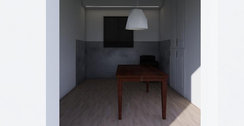COCINA CASA Interior Design Render