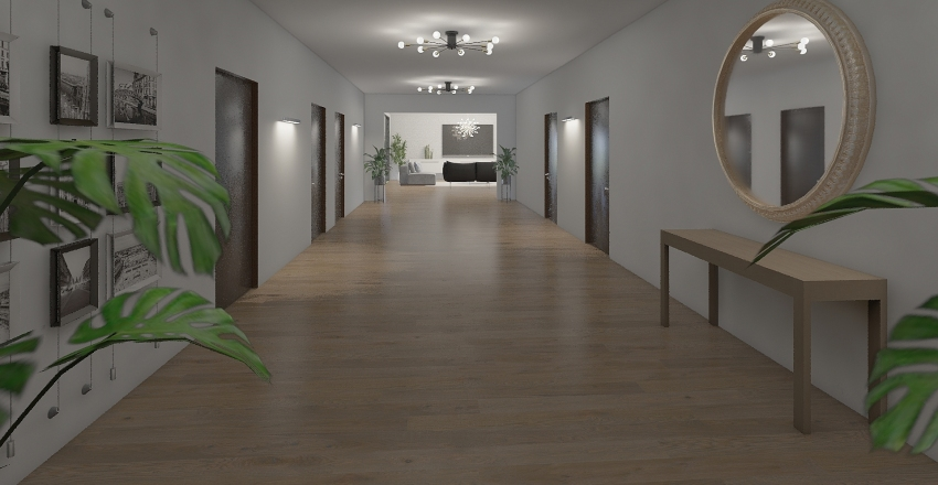Real house this time Interior Design Render