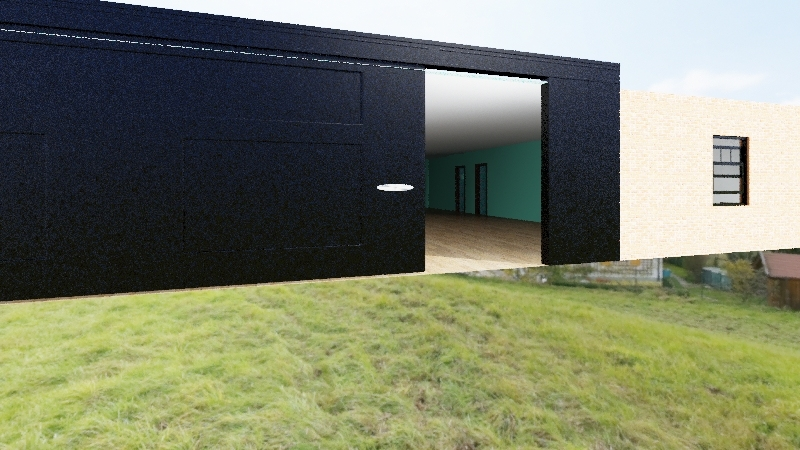 PLANTA Interior Design Render