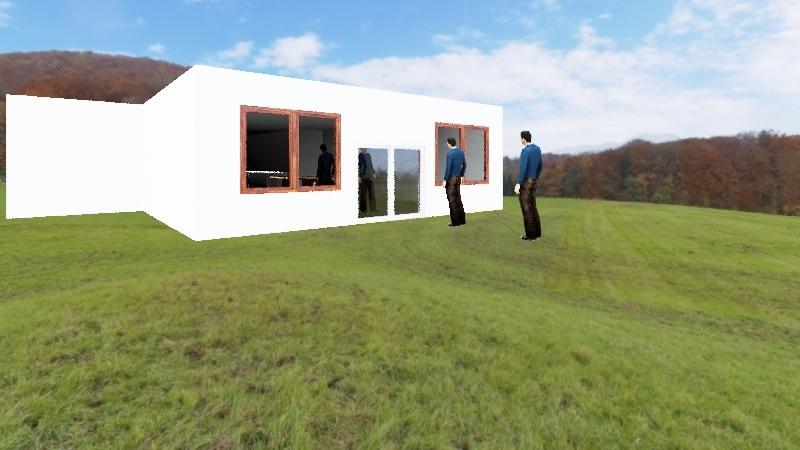RICHEESE Interior Design Render