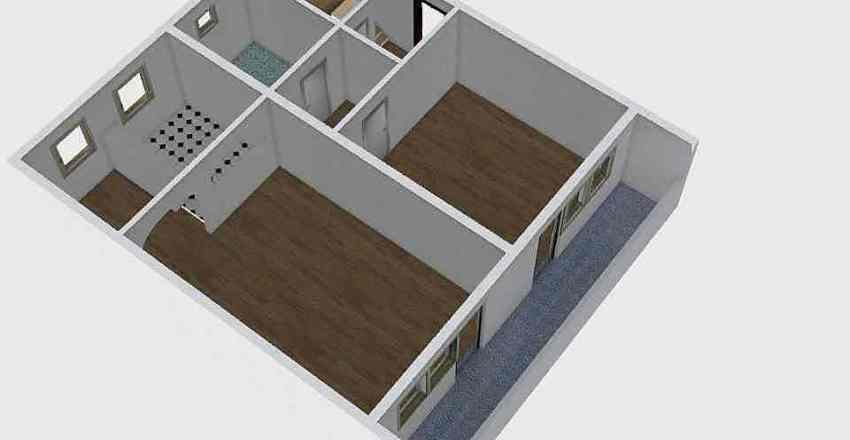 46075 Interior Design Render