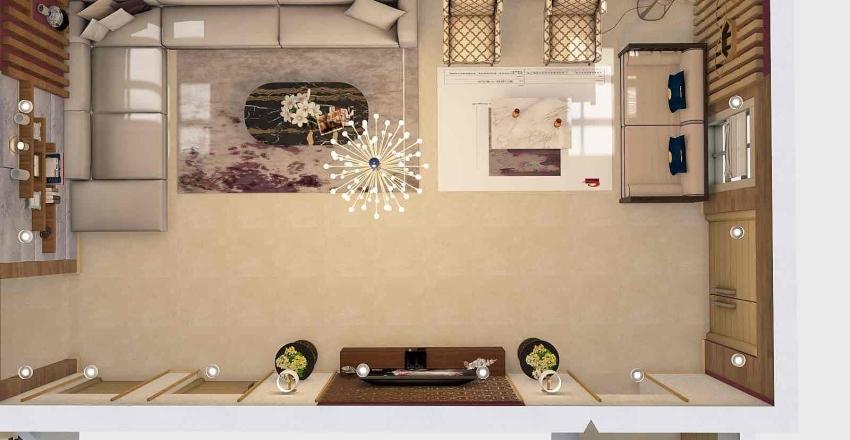 1. HALL PLAN - P101  Interior Design Render