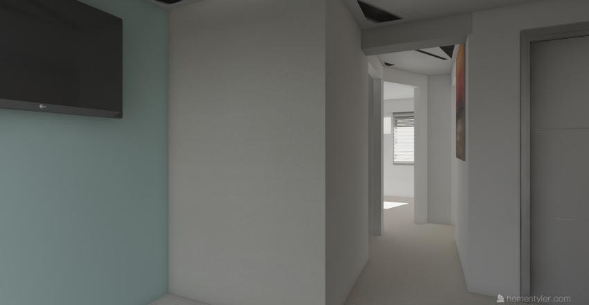 CONSULTÓRIO 4 Interior Design Render