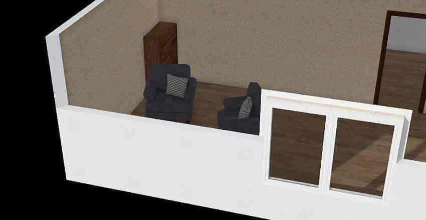 test_domu Interior Design Render