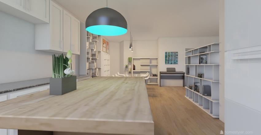 3_piano_murone_v3 Interior Design Render