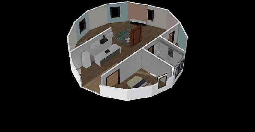 MIKA Interior Design Render