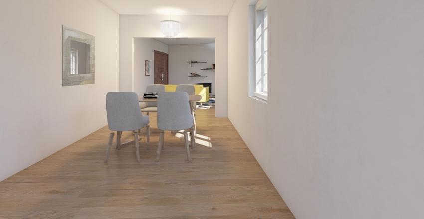 Le Vaux Interior Design Render
