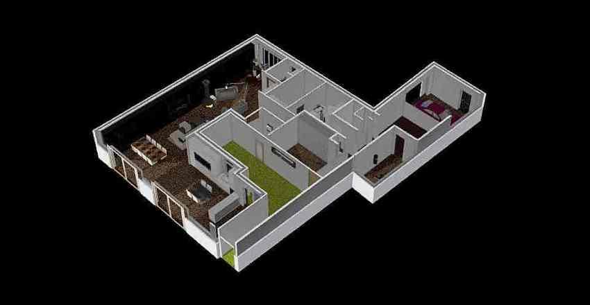 Ojo GLV Interior Design Render
