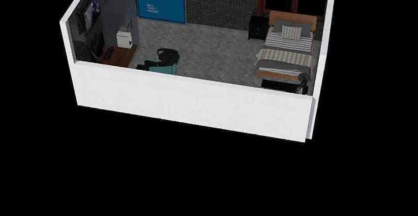 kamer1 Interior Design Render