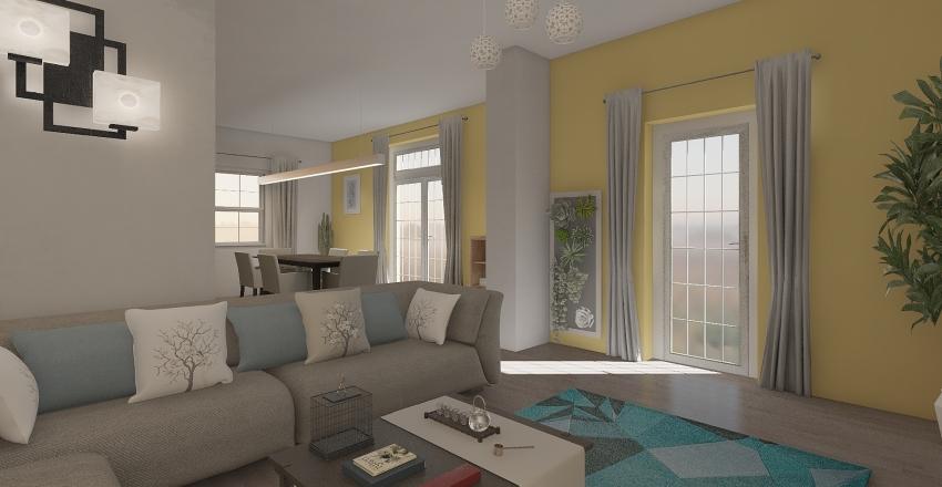 dal toso p1 Interior Design Render