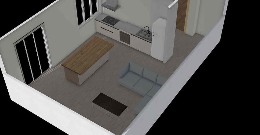 casa1 Interior Design Render