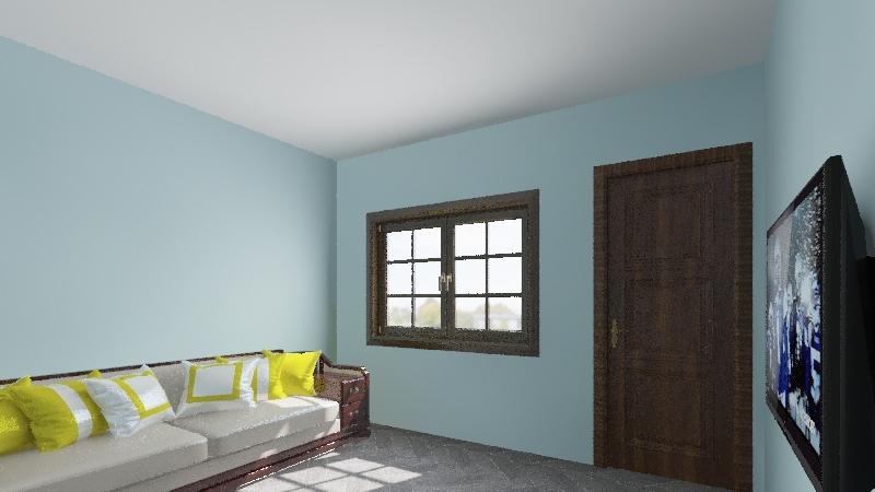 trabalho Interior Design Render