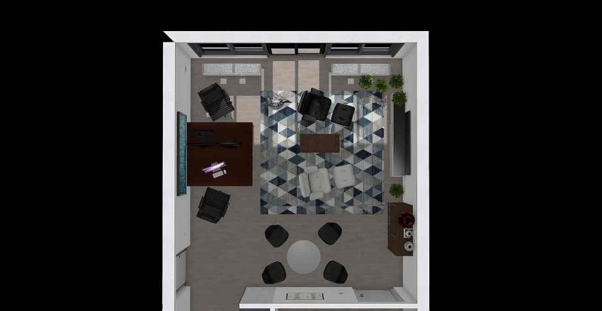 bmchu's space Interior Design Render