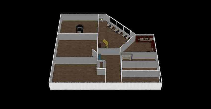 Můj Dům Interior Design Render