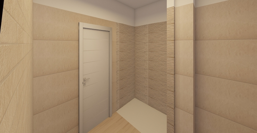 su nuova pianta mauro Interior Design Render