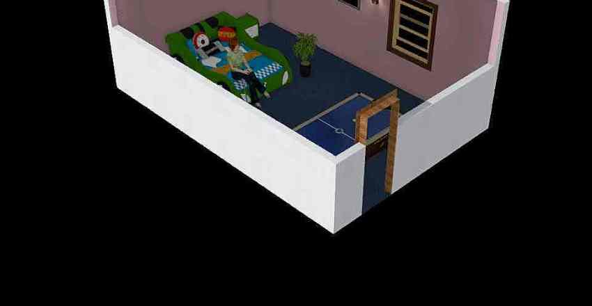 kAMER2 Interior Design Render