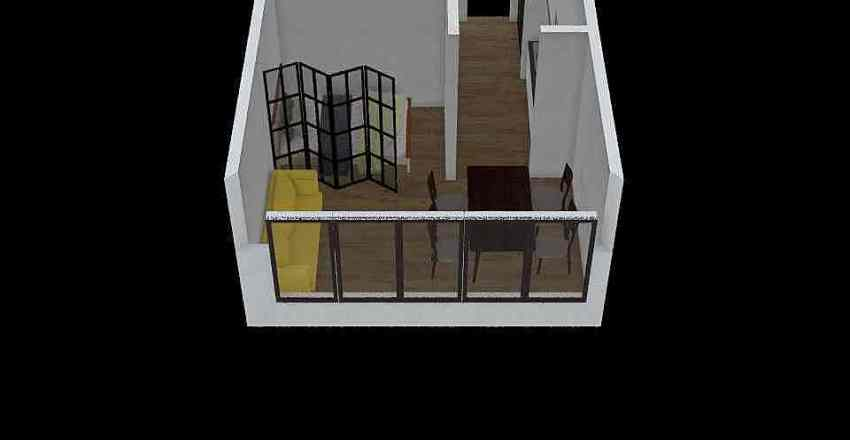 Varandas da Rocha Interior Design Render
