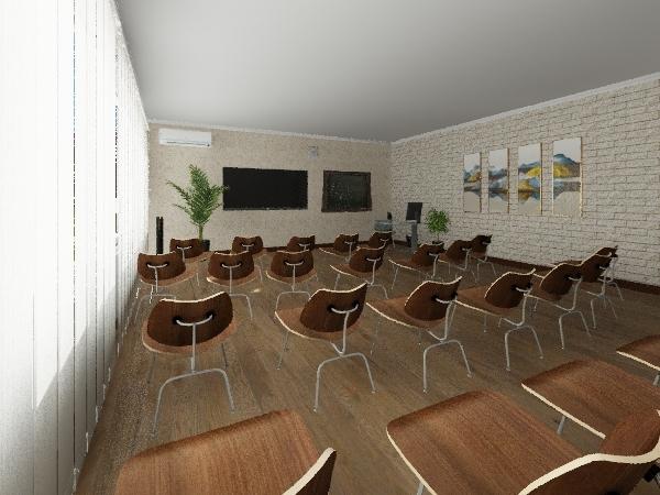 227 Interior Design Render
