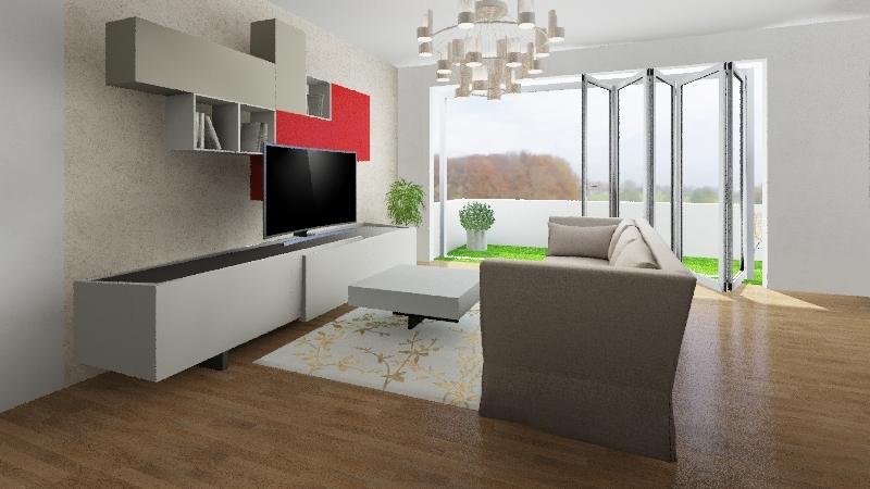1º Interior Design Render