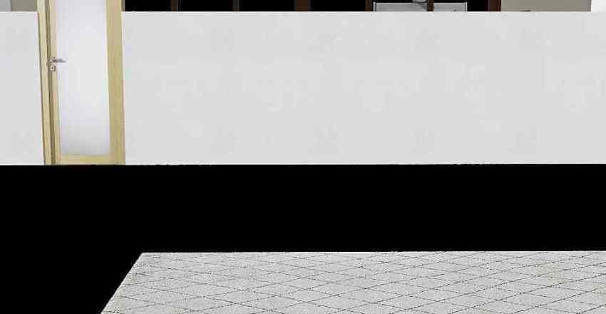 Amber Rose Hall - OF  Interior Design Render
