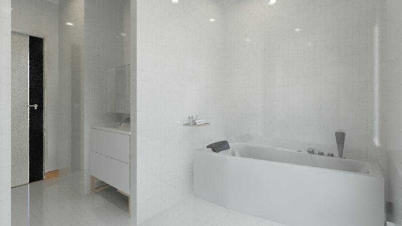Suburban home - v2.0 Interior Design Render