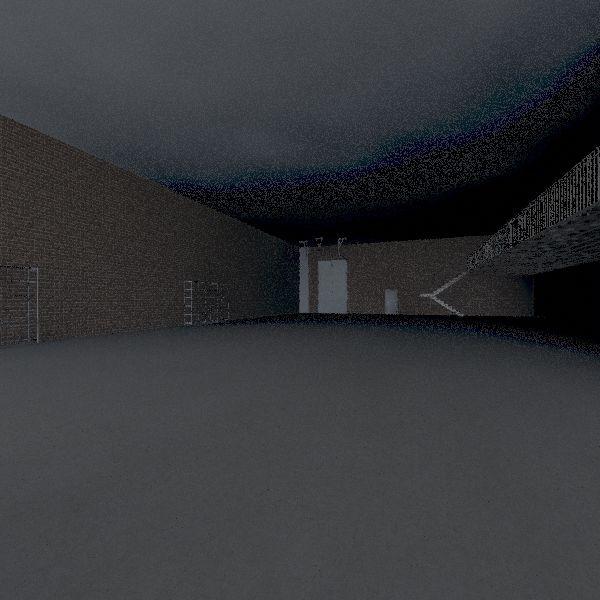 CSI building  Interior Design Render