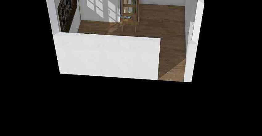 Nat room Interior Design Render