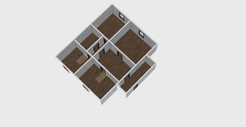 Дома_0324 Interior Design Render